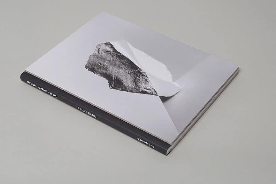 Darren Harvey-Regan The Erratics RVB Books