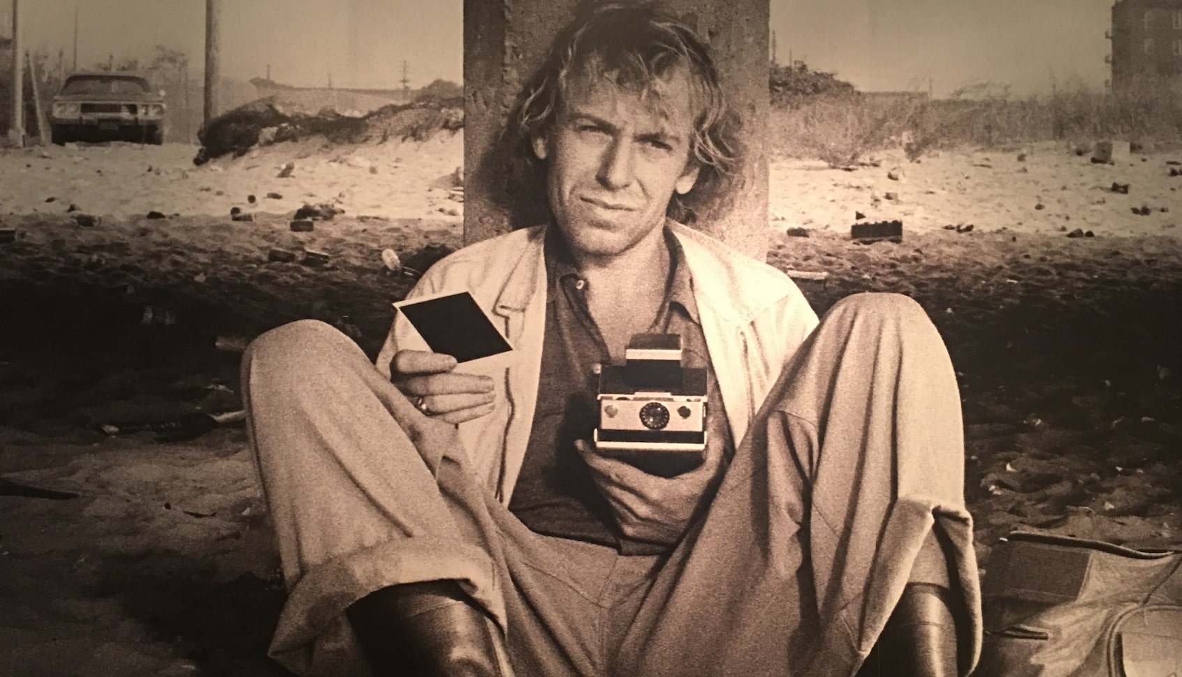 Wim Wenders: Instant Stories - The Photographers Gallery, London
