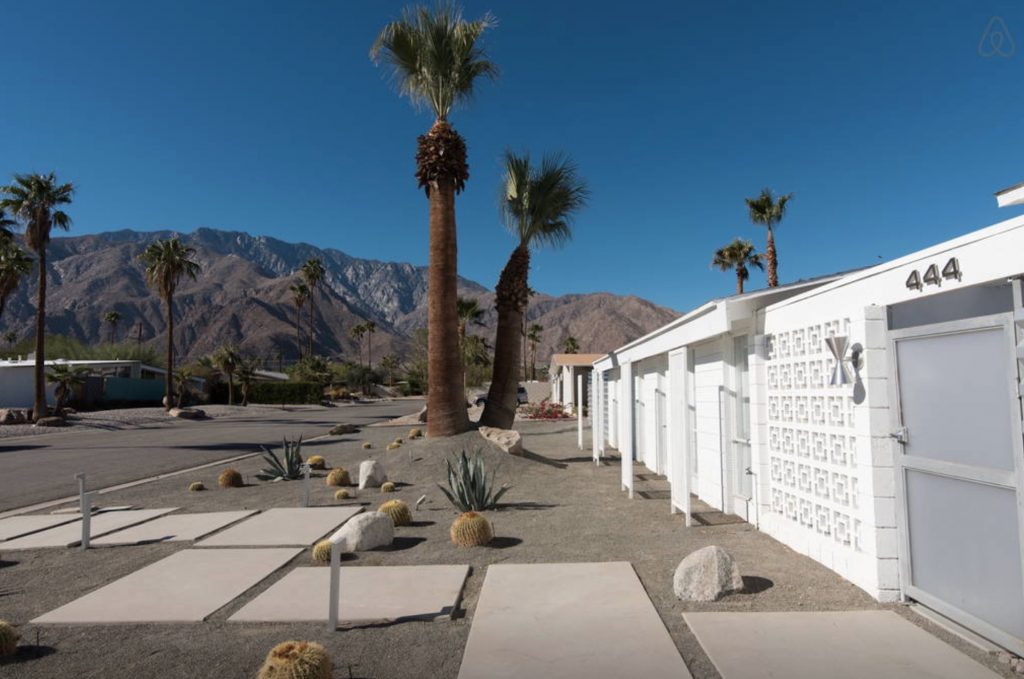 Number 444 Palm Springs