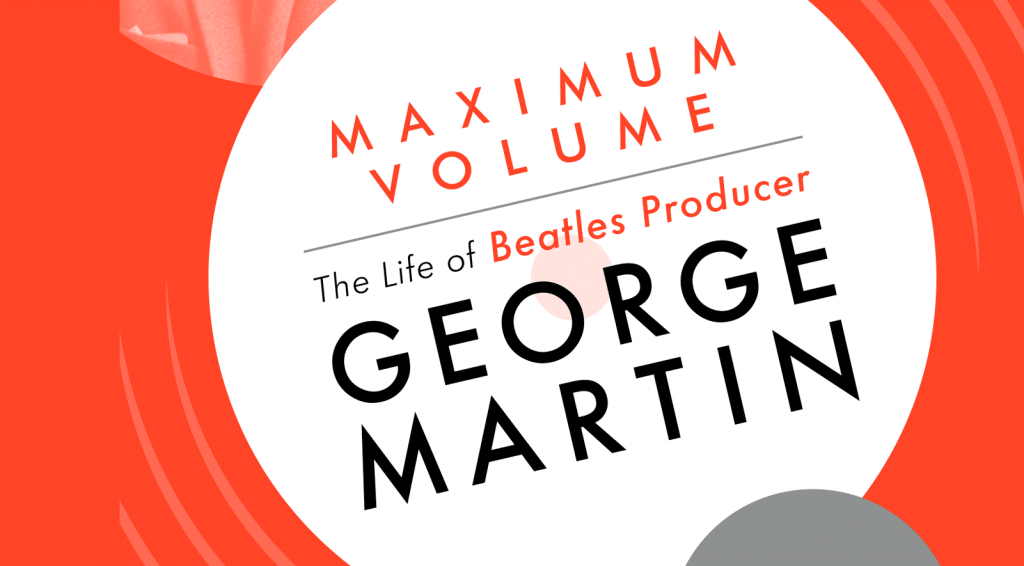 Maximum Volume George Martin Kenneth Womack