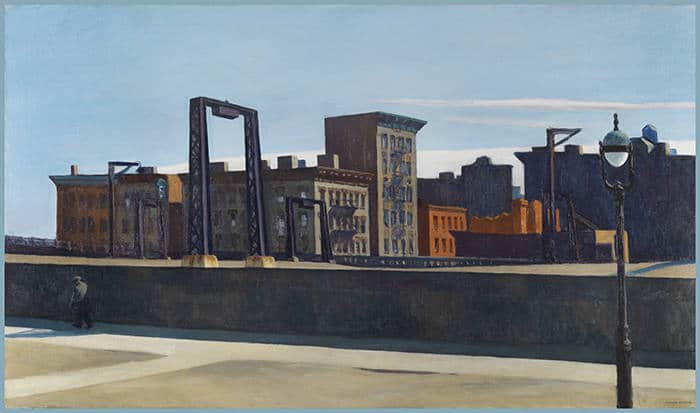 America's Cool Modernism – the Ashmolean Museum, Oxford