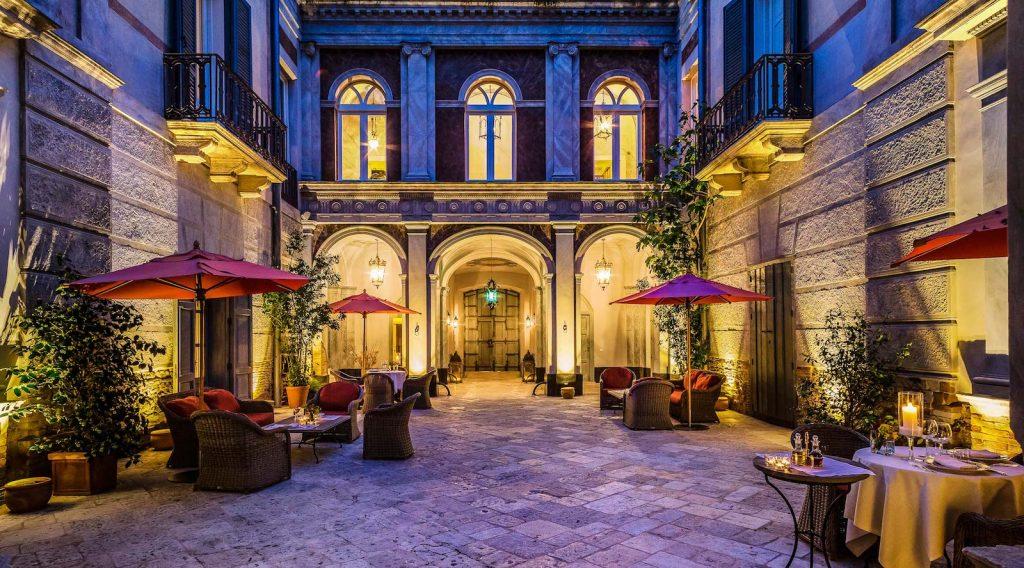 Palazzo Margherita Bernalda Basilicata Coppola Resorts