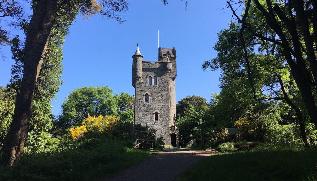 Helens Tower Co Down Bangor Clandeboye Estate Irish Landmark Trust