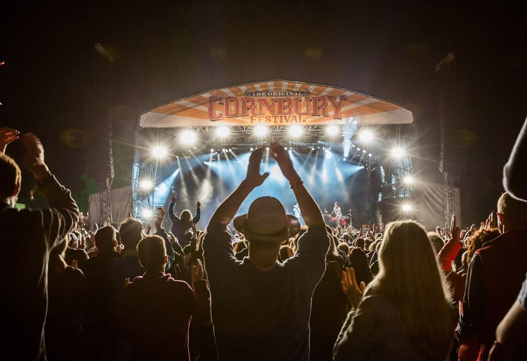Cornbury Music Festival 2019 Great Tew
