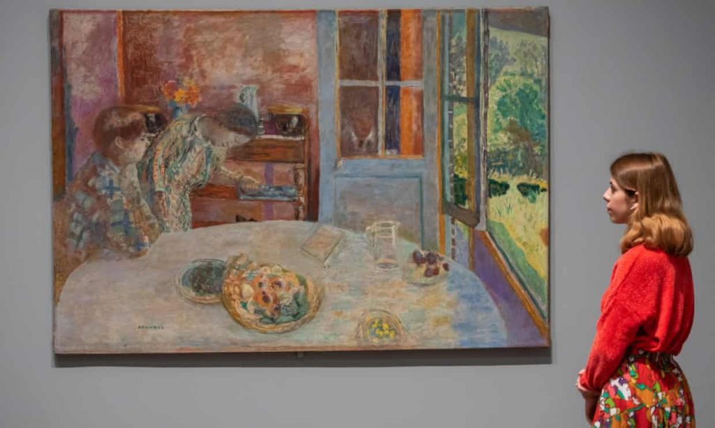 Pierre Bonnard: The Memory of Colour Tate Modern
