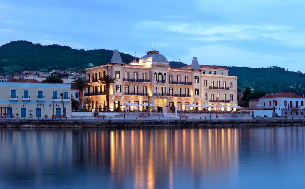 Poseidonion Grand Hotel Spetses a Cellophaneland Review