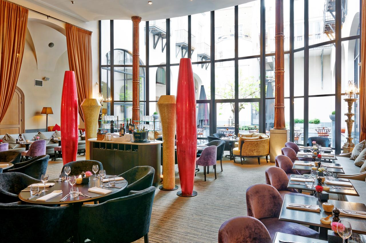 Dominican Hotel Brussels Belgium