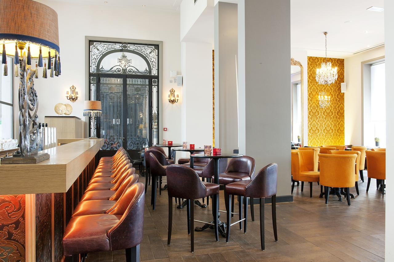 Dominican Hotel Brussels Belgium Bar