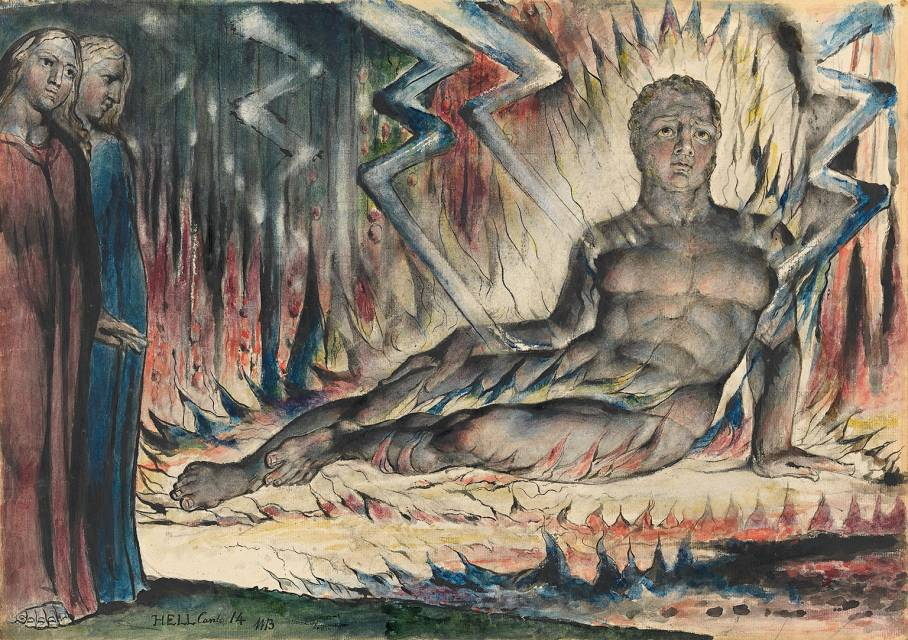 William Blake Tate Britain