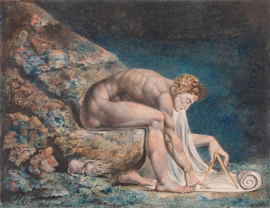 William Blake at Tate Britain. Exhibition review by www.CELLOPHANELAND.com