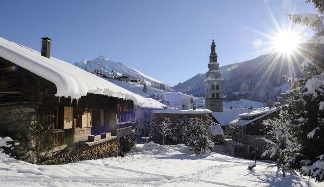 Le Grand-Bornand La Clusaz Aravis, Haute Savoie France