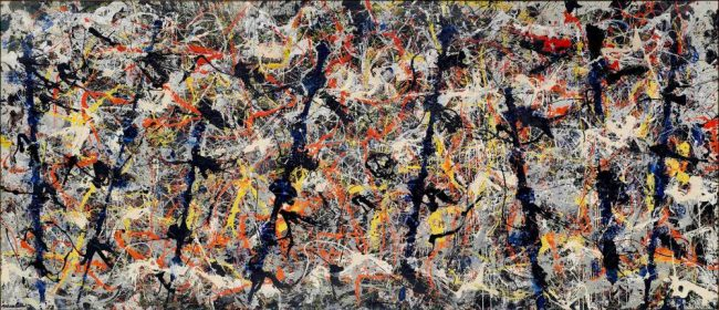 Abstract Expressionism Royal Academy Jackson Pollock