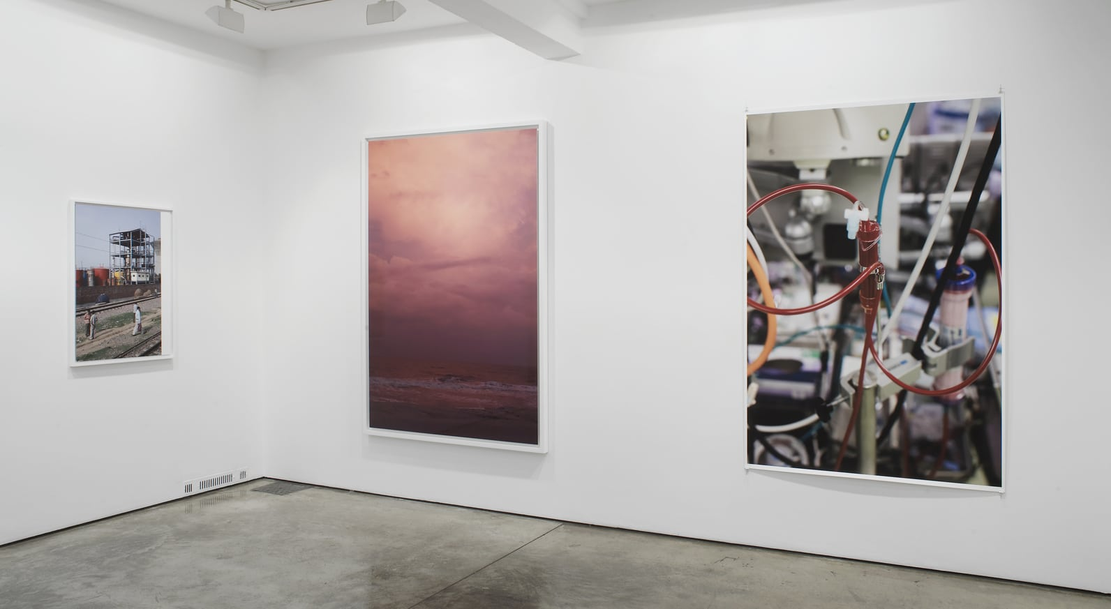 Wolfgang Tillmans The Maureen Paley Gallery London Exhibition Review at www.cellophaneland.com