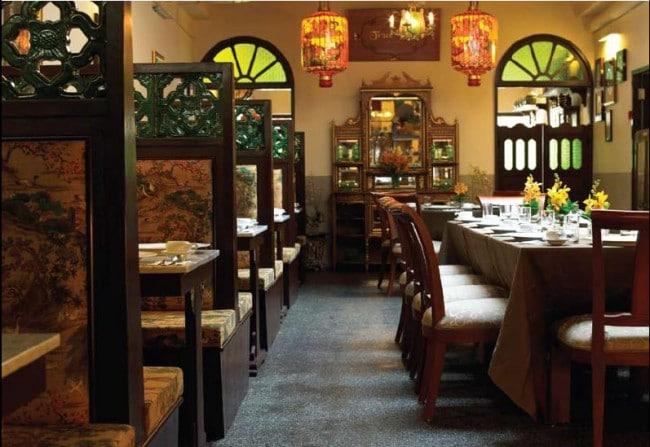 True Blue Cuisine, Restaurant - Singapore