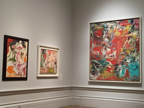 Abstract Expressionism Royal Academy Willem de Kooning
