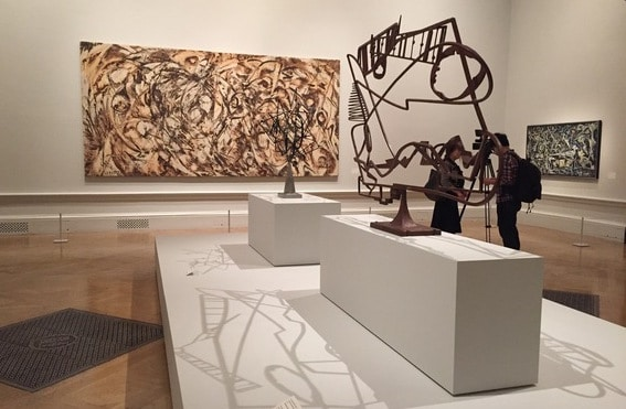 Abstract Expressionism Royal Academy Jackson Pollock David Smith
