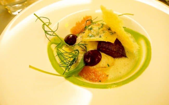 Gartenhotel Theresia meal