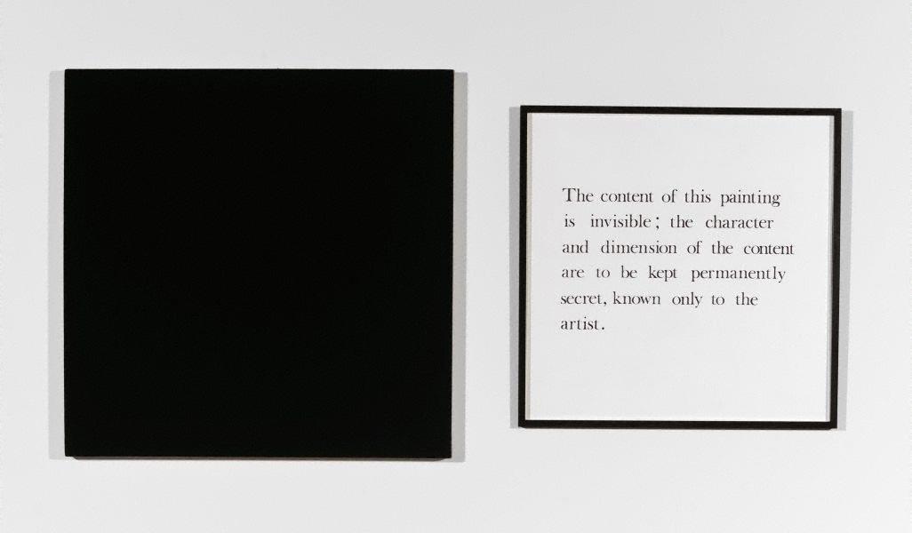 Conceptual Art in Britain 1964 - 1979 Tate Gallery Art & Language