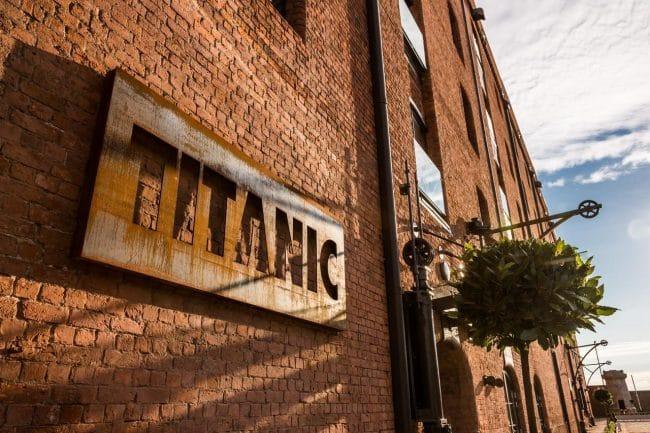Titanic Hotel Stanley Docks Liverpool
