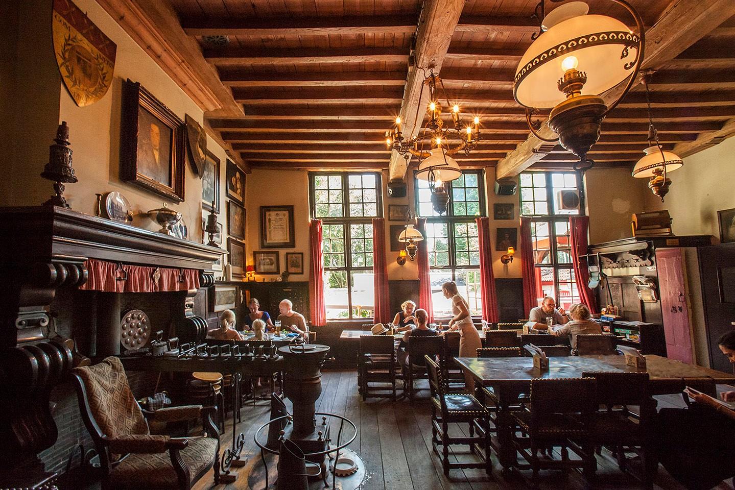 Café VlissingheBruges Belgium