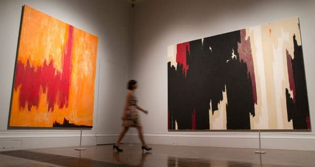 Abstract Expressionism Royal Academy Clifford Still