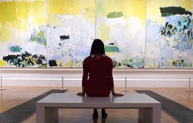 Abstract Expressionism Royal Academy Joan Mitchell