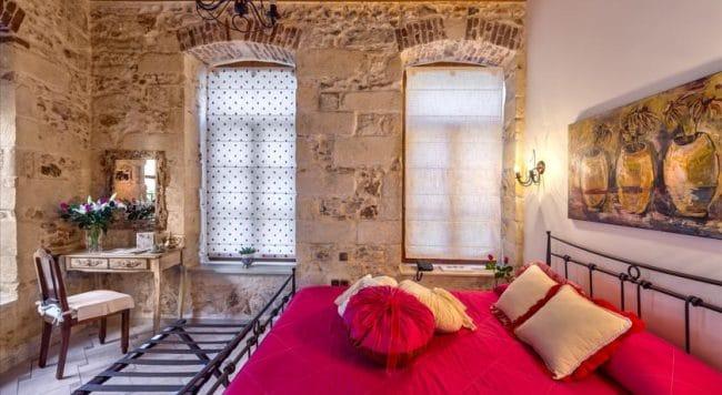 Rethymnon Crete Avli Lounge Hotel