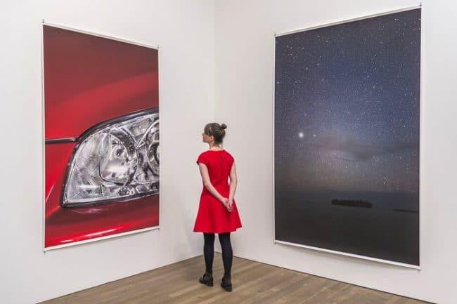 Wolfgang Tillmanns Tate 2017