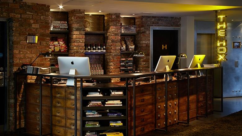 The Hoxton Hotel - Shoreditch, London