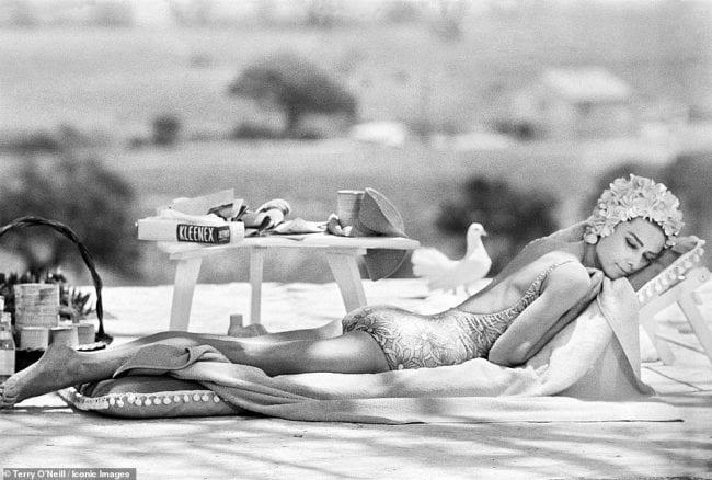 Audrey Hepburn Terry O'Neill Rare and Unseen