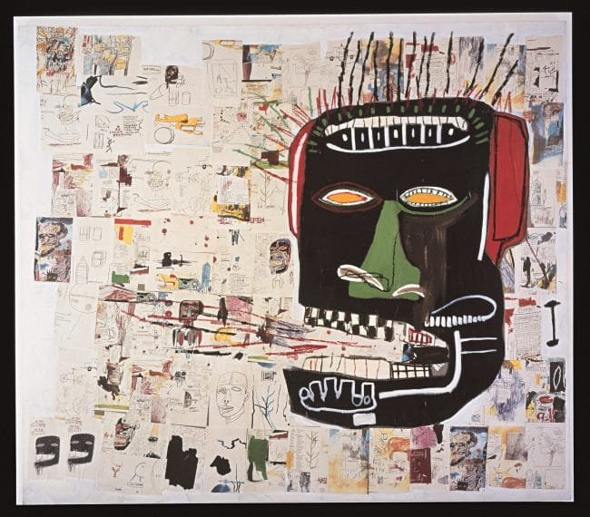 Basquiat_Boom for Real_Barbican Jean Michel Basquiat