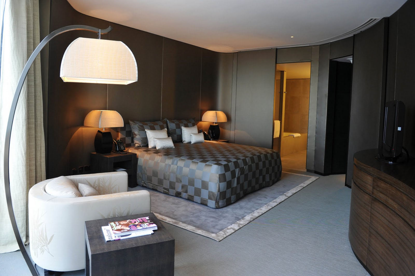Haute Living - Luxury Hotels from Haute Couture Designers armani hotel milan