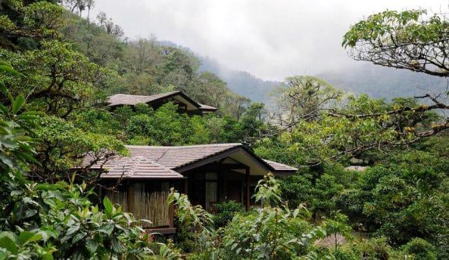 El Silencio Lodge & Spa - Poas Volcano National Park, view of cabins