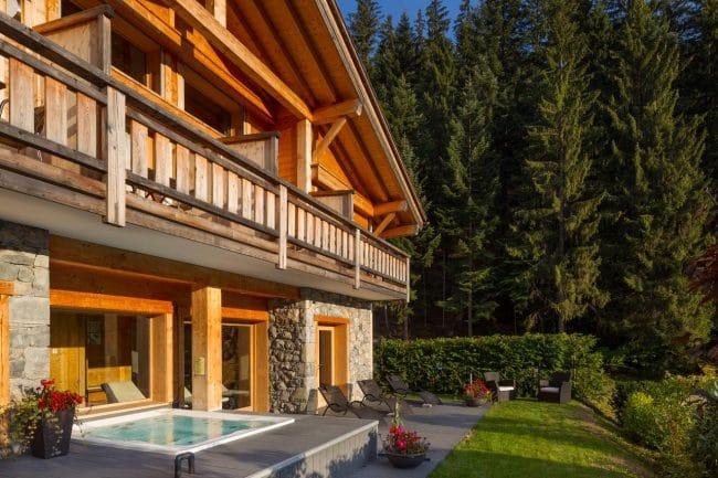 Le Grand-Bornand La Clusaz Aravis, Haute Savoie France Le Delta Hotel