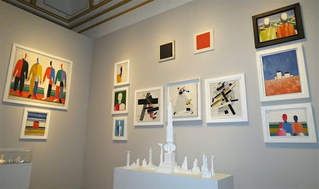 Malevich Revolution Russian Art 1917 to 1932 Royal Academy London