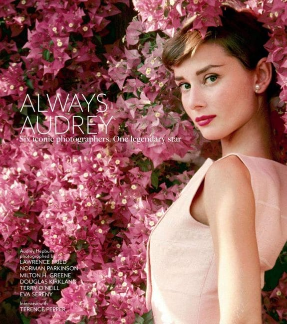 Always Audrey: Six iconic photographers. One legendary star Acc Art Books
