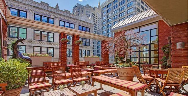 Hotel Giraffe New York City