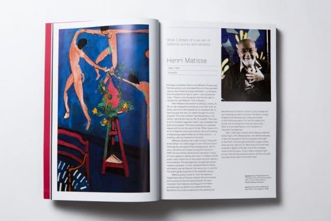 Henri Matisse Art Visionaries by Mark Gertlein & Annabelle Howard Lawrence King Publishing