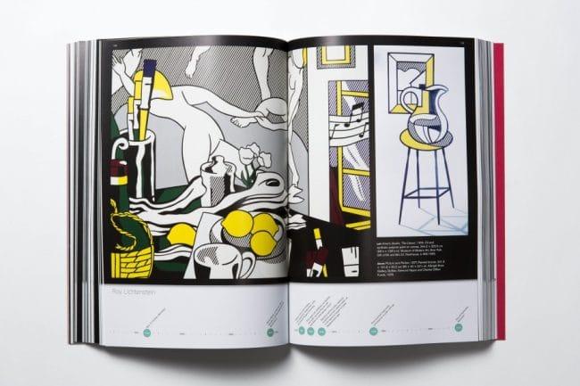 Roy Lichtenstein Art Visionaries by Mark Gertlein & Annabelle Howard Lawrence King Publishing