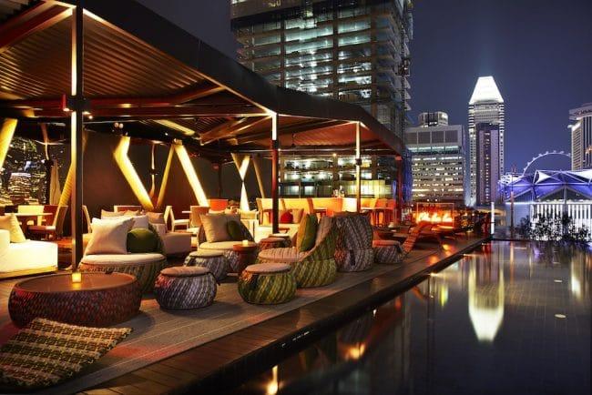 Hotel Naumi Singapore Cloud 9