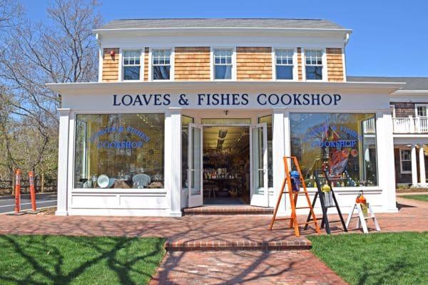 Loaves & Fishes Cookshop Bridgehampton Inn, Southampton, Long Island