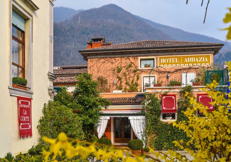 Hotel Villa Abbazia Follina Prosecco Italy