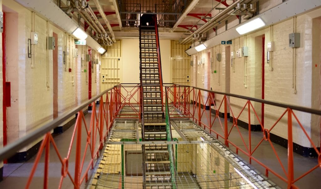 Artangel National Trust Reading Prison Gaol