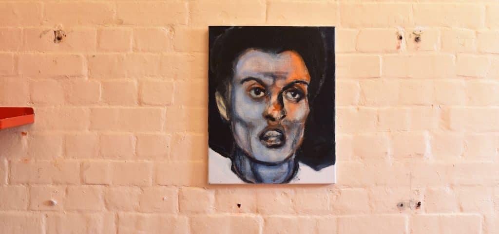 Marlene Dumas Artangel National Trust Reading Prison Gaol