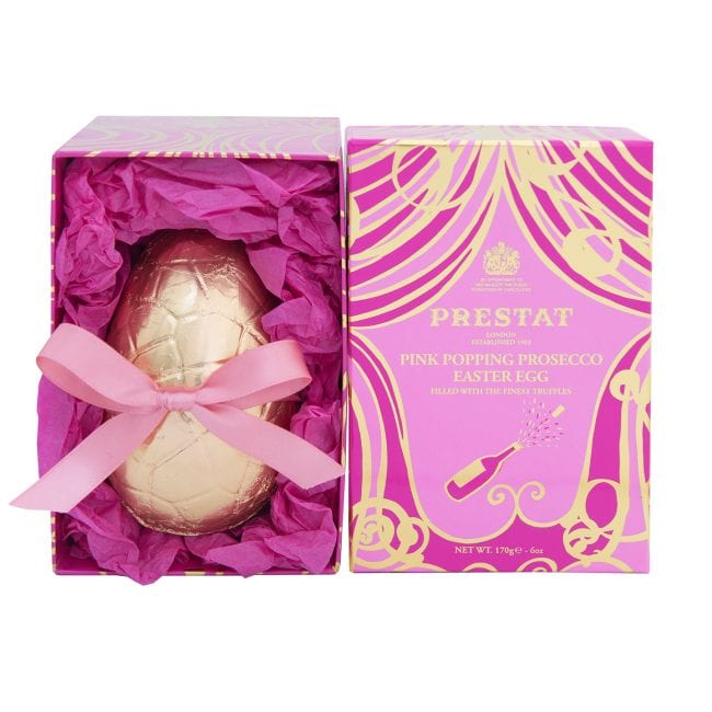 Prestat, chocolate makers to Her Majesty The Queen
