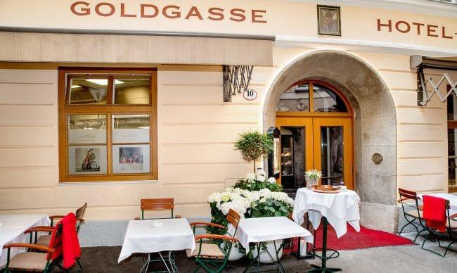 Hotel Goldgasse Salzburg
