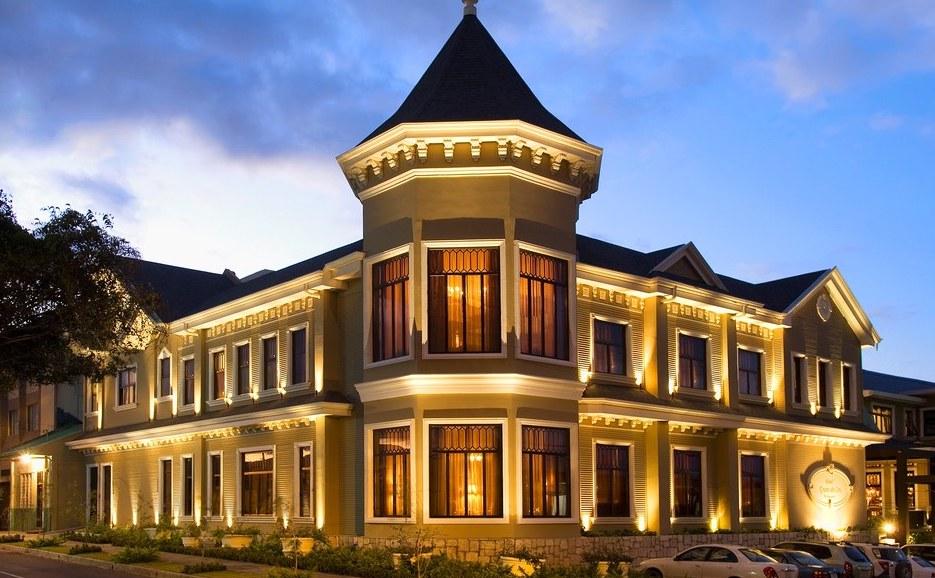 Hotel Grano de Oro exterior
