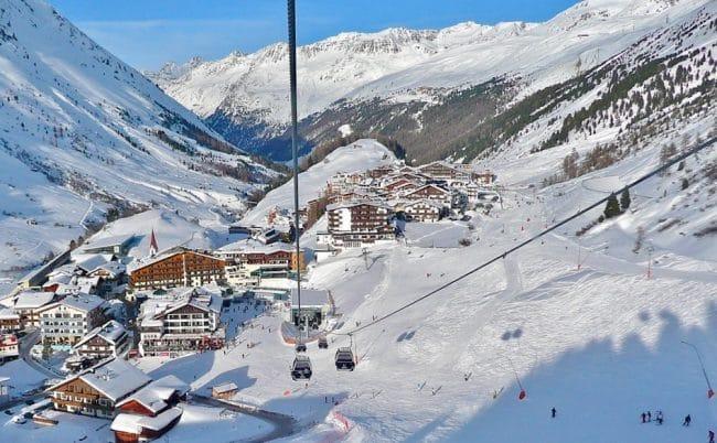 Ski Ötztal Obergurgl Hochgurgl
