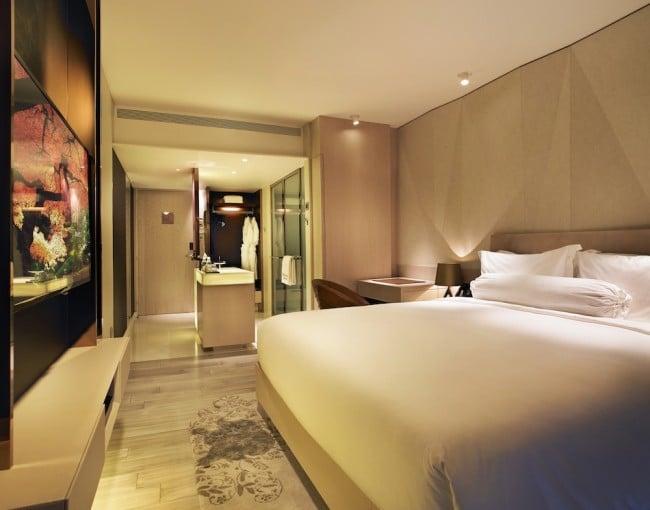 Habitat Room in Naumi Hotel Singapore