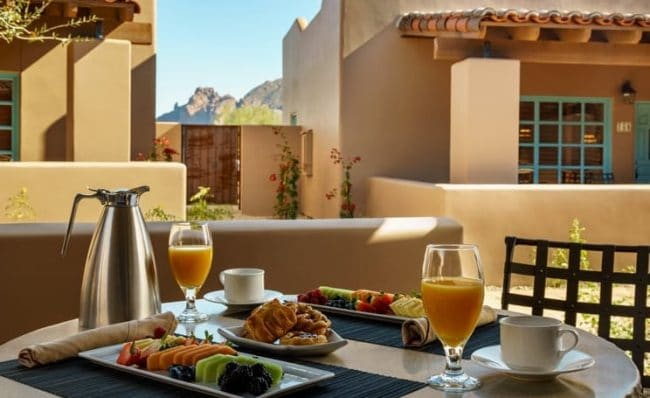 The Hermosa Inn, Paradise Valley, Scottsdale, Phoenix reviewed by Cellophaneland*
